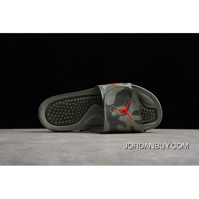 426763079c5 ... P8 Air Jordan Hydro AJ5 Velcro Slides Camo Men Shoes 555501-051 New  Release ...