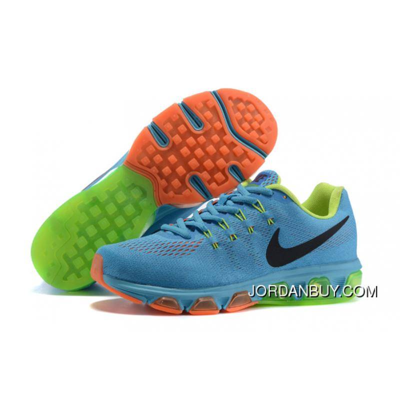 buy popular 28d6a 2b0c4 Mens Nike Air Max Tailwind 8 Jade Green Orange Green Free Shipping