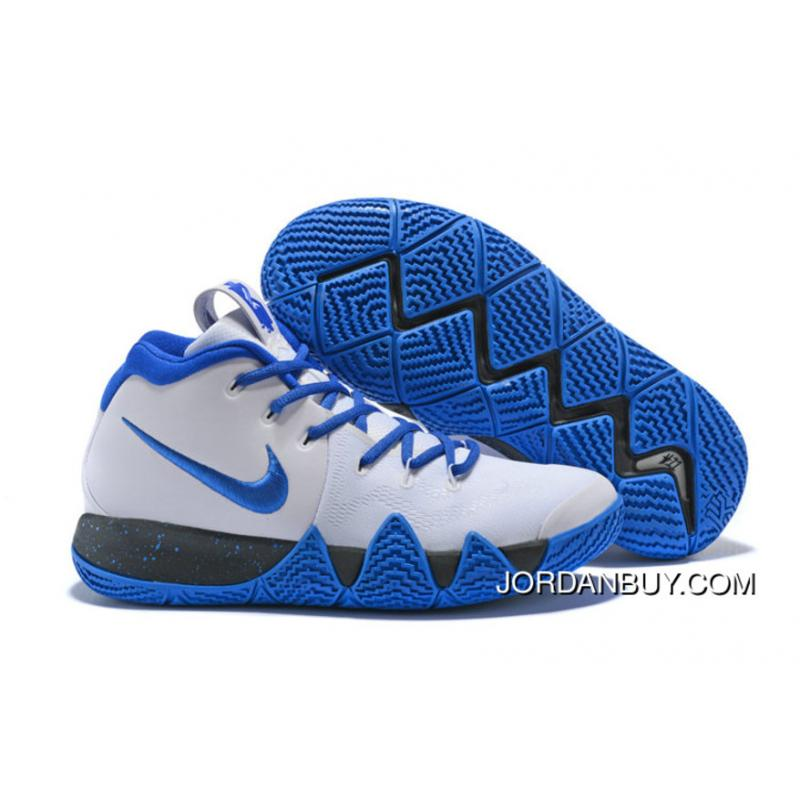 finest selection 438ad 0dfff 2018 Nike Kyrie Shoes X Nike Kyrie 4 Duke PE March Madness Latest