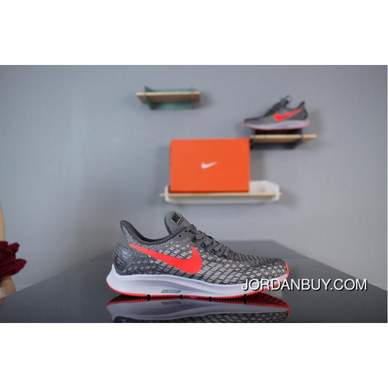 92196a716d2f Nike Air Zoom Pegasus 35 LUNAREPIC 35 942851-006 Black Grey Red Jacquard  Mesh Type ...