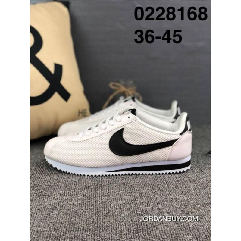 pretty nice 31c4a 0a19f 80 Nike Cortez Premium Mesh Classic Women And Men Sport Picking Casual Shoes  Size No 0228168 ...