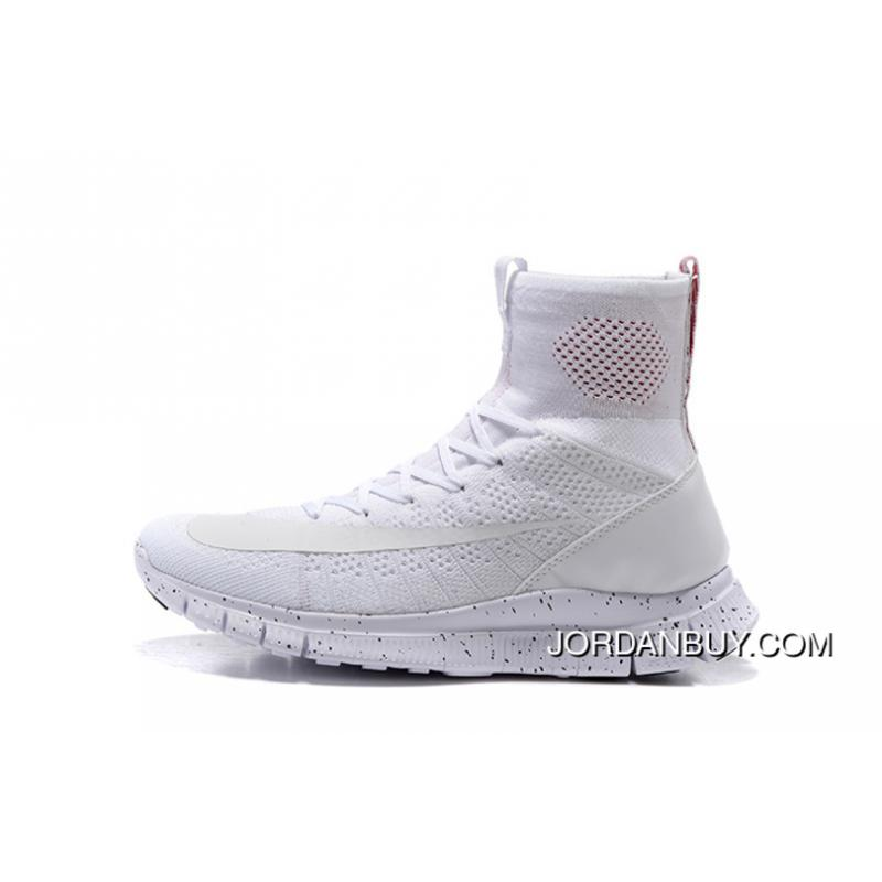 6d2ed9373ac0 100 White Nike Free Flyknit Mercurial Barefoot 5.0 Lyu3 Bu4 Assassin Woven  Flyknit Set Of Small ...