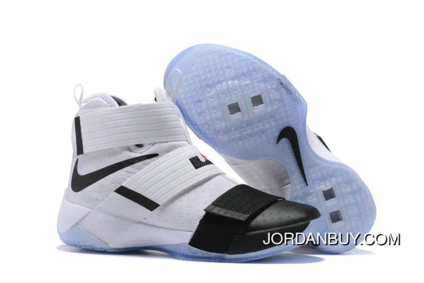 c6bd28ab8b4 ... discount code for nike lebron soldier 10 x black white latest 982cf  61c4e