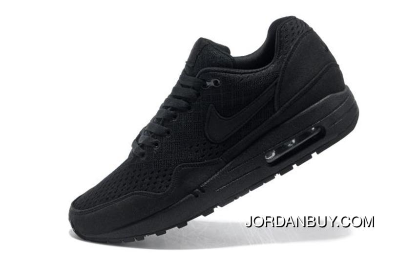 Special Offer 2013 Nike Air Max 87 Mens Shoes Black Shoes Now