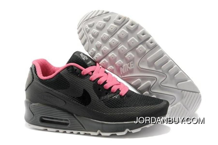 Australian Brand Shoes Shop: To Buy Air Max 90 Hyperfuse Prm Womens Shoes For White Blue Black Pink