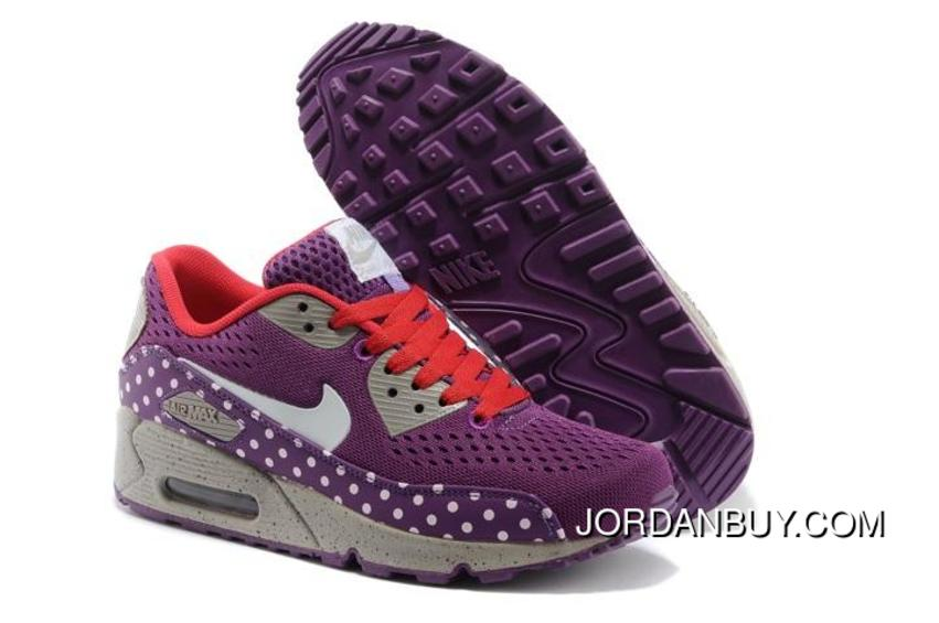 Womens Nike 90 Em Dragon Shoes Outlet UK Air Max Purple