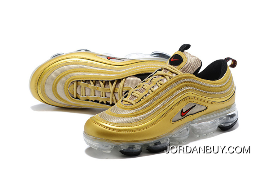 the best attitude 44a5c b6c73 Nike Air VaporMax 97 Yellow Mix Blood 36-45 Super Deals