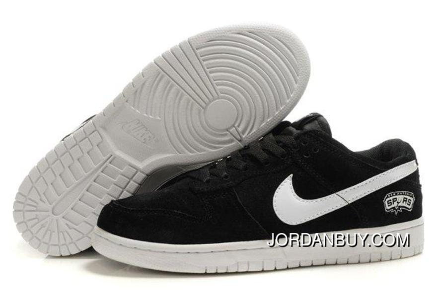 Buying Nike Dunk SB 2012 New Low Cut Mens Shoespurs Black White Shoes Now